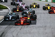 Rennen - Formel 1 2018, Kanada GP, Montreal, Bild: Ferrari