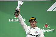 Podium - Formel 1 2018, Kanada GP, Montreal, Bild: Mercedes-Benz