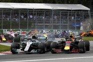 Formel 1 Highlights: Die 25 besten Fotos aus Montreal 2018 - Formel 1 2018, Kanada GP, Montreal, Bild: Mercedes-Benz
