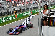 Rennen - Formel 1 2018, Kanada GP, Montreal, Bild: Sutton