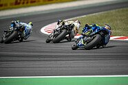 Sonntag - MotoGP 2018, Katalonien GP, Barcelona, Bild: Suzuki