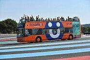 Donnerstag - Formel 1 2018, Frankreich GP, Le Castellet, Bild: Sutton