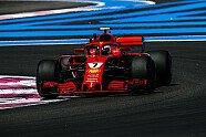 Freitag - Formel 1 2018, Frankreich GP, Le Castellet, Bild: Ferrari