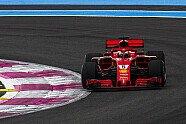 Samstag - Formel 1 2018, Frankreich GP, Le Castellet, Bild: Ferrari