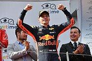 Podium - Formel 1 2018, Österreich GP, Spielberg, Bild: Sutton
