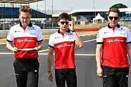Donnerstag - Formel 1 2018, Großbritannien GP, Silverstone, Bild: Sutton