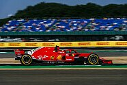 Freitag - Formel 1 2018, Großbritannien GP, Silverstone, Bild: Ferrari