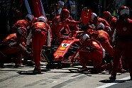 Rennen - Formel 1 2018, Großbritannien GP, Silverstone, Bild: Ferrari