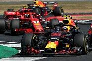 Rennen - Formel 1 2018, Großbritannien GP, Silverstone, Bild: Red Bull