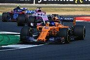 Rennen - Formel 1 2018, Großbritannien GP, Silverstone, Bild: Sutton