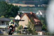 MotoGP Sachsenring 2018: Die Bilder vom Samstag - MotoGP 2018, Deutschland GP, Hohenstein-Ernstthal, Bild: LCR Honda