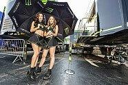 Grid Girls vom Sachsenring - MotoGP 2018, Deutschland GP, Hohenstein-Ernstthal, Bild: LAT Images