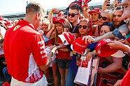 Donnerstag - Formel 1 2018, Deutschland GP, Hockenheim, Bild: Sutton