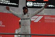 Podium - Formel 1 2018, Deutschland GP, Hockenheim, Bild: Sutton