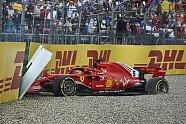 Vettel-Unfall - Formel 1 2018, Deutschland GP, Hockenheim, Bild: LAT Images