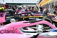 Donnerstag - Formel 1 2018, Ungarn GP, Budapest, Bild: Sutton