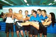 Ungarn GP: Zeitreise mit den heißesten Girls aus Budapest - Formel 1 1998, Verschiedenes, Ungarn GP, Budapest, Bild: Sutton