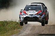 Alle Fotos vom 8. WM-Rennen - WRC 2018, Rallye Finnland, Jyväskylä, Bild: LAT Images
