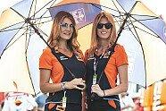 Grid Girls beim Tschechien-GP - MotoGP 2018, Tschechien GP, Brünn, Bild: LAT Images