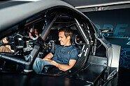 Sebastien Ogier: DTM-Mercedes-Test in Vallelunga - DTM 2018, Testfahrten, Bild: Daimler AG