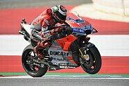MotoGP Spielberg 2018: Die Bilder vom Freitag - MotoGP 2018, Österreich GP, Spielberg, Bild: Ducati