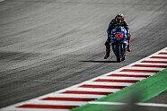 MotoGP Spielberg 2018: Die Bilder vom Freitag - MotoGP 2018, Österreich GP, Spielberg, Bild: Movistar Yamaha