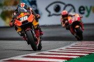 MotoGP Spielberg 2018: Die Bilder vom Samstag - MotoGP 2018, Österreich GP, Spielberg, Bild: KTM