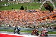 MotoGP Spielberg 2018: Die Bilder vom Sonntag - MotoGP 2018, Österreich GP, Spielberg, Bild: KTM