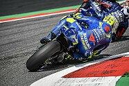 MotoGP Spielberg 2018: Die Bilder vom Sonntag - MotoGP 2018, Österreich GP, Spielberg, Bild: Suzuki