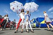 Grid Girls beim Österreich-GP - MotoGP 2018, Österreich GP, Spielberg, Bild: LAT Images