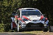 Alle Fotos vom 9. WM-Rennen - WRC 2018, Rallye Deutschland, Saarland, Bild: LAT Images