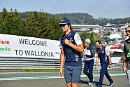 Donnerstag - Formel 1 2018, Belgien GP, Spa-Francorchamps, Bild: Sutton