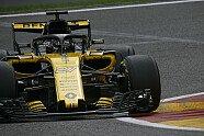 Freitag - Formel 1 2018, Belgien GP, Spa-Francorchamps, Bild: Sutton