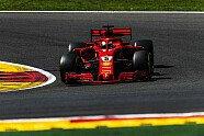 Freitag - Formel 1 2018, Belgien GP, Spa-Francorchamps, Bild: Ferrari
