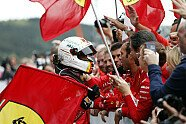 Formel 1 Highlights: Die 25 besten Fotos aus Spa-Francorchamps 2018 - Formel 1 2018, Belgien GP, Spa-Francorchamps, Bild: Sutton