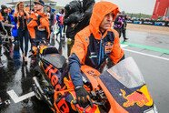 MotoGP Silverstone 2018: Impressionen/Bilder vom Renn-Sonntag - MotoGP 2018, Großbritannien GP, Silverstone, Bild: KTM