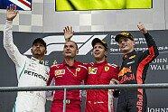 Podium - Formel 1 2018, Belgien GP, Spa-Francorchamps, Bild: LAT Images