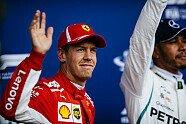 Podium - Formel 1 2018, Belgien GP, Spa-Francorchamps, Bild: Ferrari