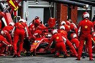 Rennen - Formel 1 2018, Belgien GP, Spa-Francorchamps, Bild: Ferrari