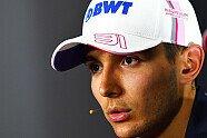 Donnerstag - Formel 1 2018, Italien GP, Monza, Bild: Sutton