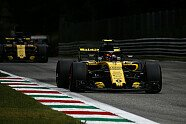 Samstag - Formel 1 2018, Italien GP, Monza, Bild: Sutton