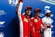 Samstag - Formel 1 2018, Italien GP, Monza, Bild: Ferrari