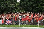 Sonntag - Formel 1 2018, Italien GP, Monza, Bild: Sutton