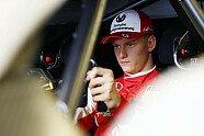 Mick Schumacher: DTM-Fahrt auf dem Nürburgring im Mercedes - DTM 2018, Verschiedenes, Bild: Hoch Zwei