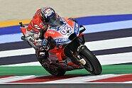 MotoGP Misano 2018: Die Bilder vom Freitag - MotoGP 2018, San Marino GP, Misano Adriatico, Bild: Ducati