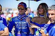 MotoGP Misano 2018: Die Bilder vom Sonntag - MotoGP 2018, San Marino GP, Misano Adriatico, Bild: Suzuki