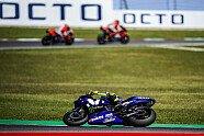 MotoGP Misano 2018: Die Bilder vom Sonntag - MotoGP 2018, San Marino GP, Misano Adriatico, Bild: Yamaha