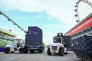 Vorbereitungen - Formel 1 2018, Singapur GP, Singapur, Bild: Sutton