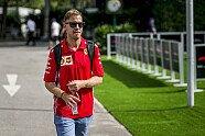 Donnerstag - Formel 1 2018, Singapur GP, Singapur, Bild: Sutton