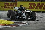 Freitag - Formel 1 2018, Singapur GP, Singapur, Bild: Sutton